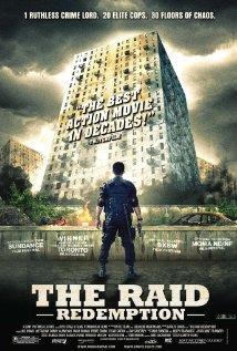 Poster The Raid